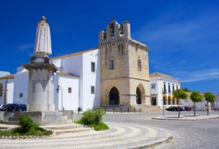 Die Kathedrale in Faro