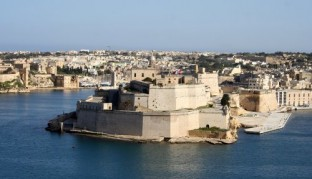 Vittoriosa: Fort St. Angelo