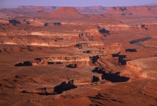 Schluchten im Canyonlands-Nationalpark