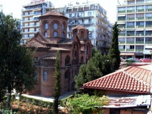 Kirche Panagia Chalkeon in Thessaloniki
