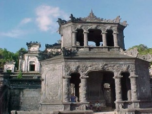 Mausoleum in Hue