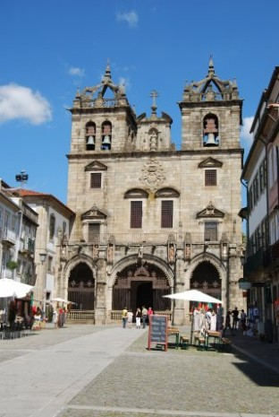 Die Kathedrale in Braga
